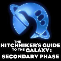 The Hitchhiker's Guide to the Galaxy: Secondary Phase in Broadway