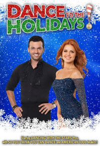 Dance to the Holidays with Tony Dovolani & Anna Trebunskaya in Connecticut
