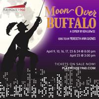 Ken Ludwig's Moon Over Buffalo in Houston
