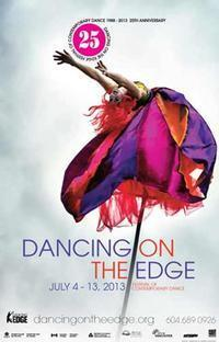 Dancing On The Edge Festival in Vancouver