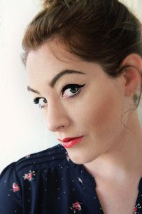 Mandy Harvey in Los Angeles