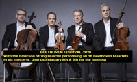 Chamber Music Society of Louisville Beethoven Festival in Louisville