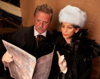 They Came to the Castle: Immigrants, a Tenor and Lola Montez in Off-Off-Broadway