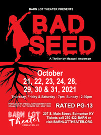 Bad Seed in Louisville
