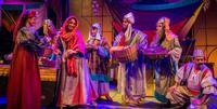 A Great Musical Aladín in Spain