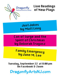 Battles: New Plays About Conflict in New Jersey