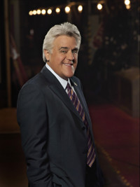 Jay Leno in New Jersey