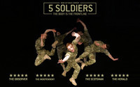 5 SOLDIERS: The Body is the Frontline in UK Regional