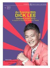 An Evening With Dick Lee in Singapore