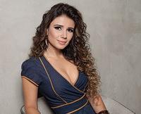 Paula Fernandes in Brazil