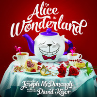 Alice in Wonderland in Broadway