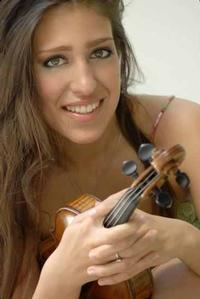 Leticia Muñoz Moreno – violin in Hungary