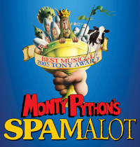 Monty Python's SPAMALOT in Connecticut