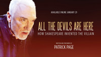 All the Devils are Here: How Shakespeare Invented the Villain in Washington, DC Logo