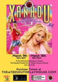 Xanadu Jr in Broadway