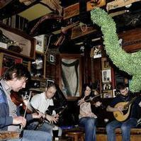 The Ceili All-Stars Sunday Session in Ireland