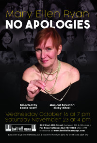 No Apologies in Off-Off-Broadway