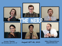 Access Theater Presents: The Nerd by Larry Shue in Off-Off-Broadway