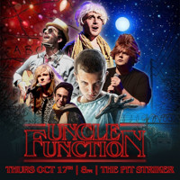 The 4th Annual A Very Creepy Uncle Function in Off-Off-Broadway