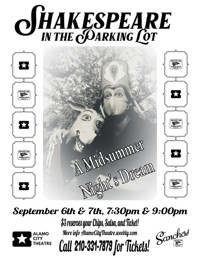 Shakespeare in the Parking Lot- A Midsummer Night's Dream in San Antonio