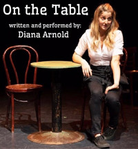 On the Table in Off-Off-Broadway