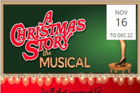 A Christmas Story - The Musical in Broadway