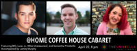 @ Home Coffee House Cabaret (Apr. 22) in Boston