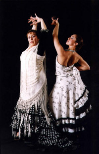 Carolina Lugo's &Carol? Acu?a's Ballet Flamenco in San Francisco