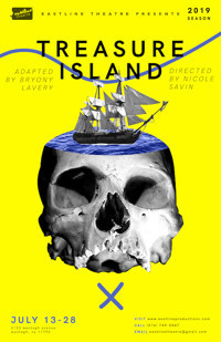 Treasure Island by Robert Louis Stevenson, adapted by Bryony Lavery in Broadway