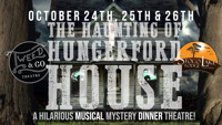 THE HAUNTING OF HUNGERFORD HOUSE in Ottawa