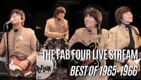 The Fab Four: Best of 1965-1966 Live Stream in Los Angeles