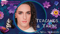 Teacakes & Tarot with Will Wilhelm in Seattle