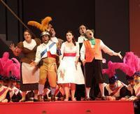 The Barber of Seville in Spain