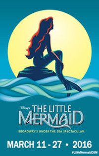 Disney's The Little Mermaid in Dallas