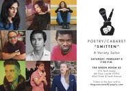 Poetry/Cabaret: SMITTEN! in Cabaret