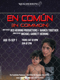En Com?n = Comm-Unity in Broadway
