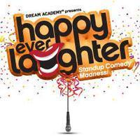 Happy Ever Laughter: Standup Comedy Madness in Singapore
