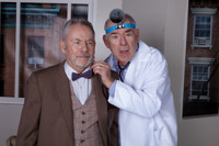 The Sunshine Boys at North Coast Repertory Theatre in San Diego