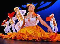Ballet Folklórico de México de Amalia Hernández in Broadway