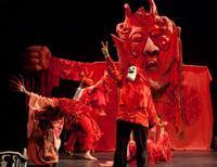 Bread & Puppet Theater in Broadway