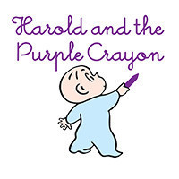 Harold and the Purple Crayon in Broadway