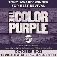 THE COLOR PRUPLE in Indianapolis