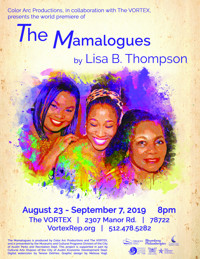 The Mamalogues in Broadway