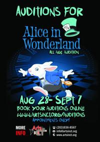 Alice in Wonderland  in Connecticut
