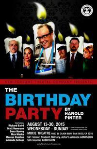 The Birthday Party by Harold Pinter in Los Angeles