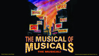 The Musical of Musicals (The Musical!) in Broadway