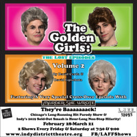 The Golden Girls: The Lost Episodes Vol. 2 in Indianapolis