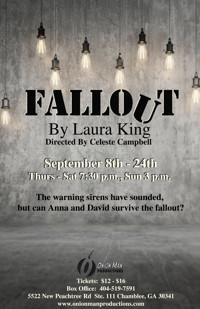 FalloutbyLaura King in Atlanta