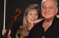 Jaime Laredo and Sharon Robinson in Austin