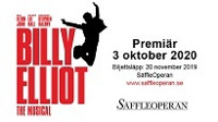 Billy Elliot in Sweden